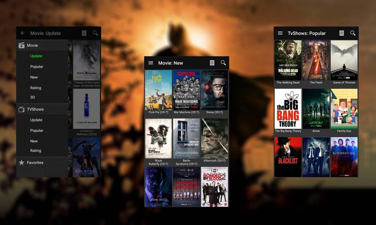 safe movie downloader for android
