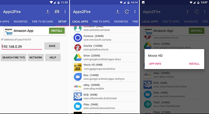 apps2fire apk